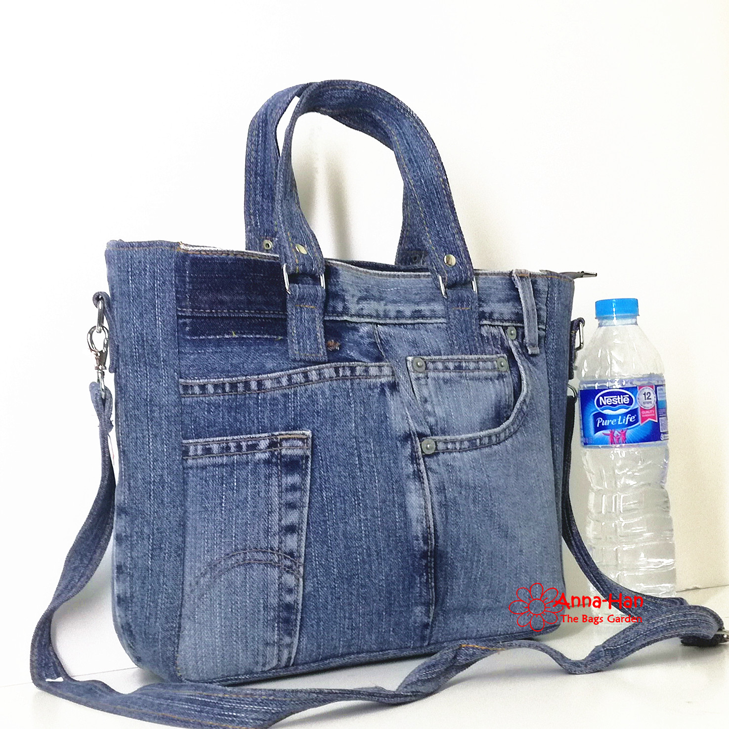 Jb12 Alpinia Jean Work Bag