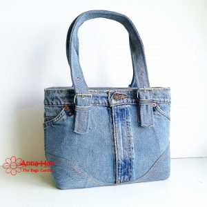 Jb07 Clover Jean Shoulder Bag